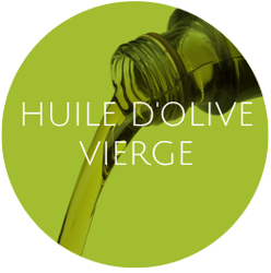 HUILE D'OLIVE VIERGE