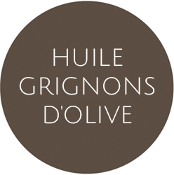 HUILE GRIGNONS D'OLIVE