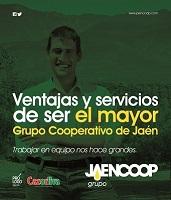 EL GRUPO JAENCOOP INCORPORA NUEVA COOPERATIVA E INCREMENTA SU PRODUCCIÓN UN 4% SUPERANDO LOS 65 MILLONES DE KILOS DE ACEITE