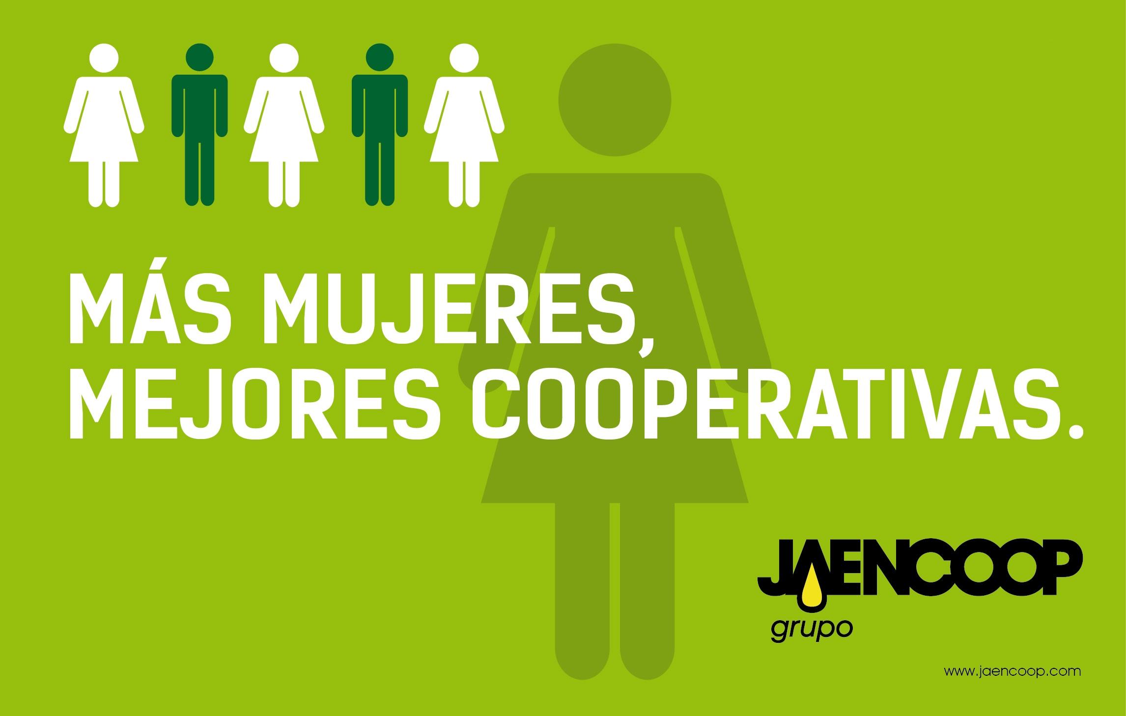MÁS MUJERES, MEJORES COOPERATIVAS. DÍA INTERNACIONAL DE LA MUJER TRABAJADORA