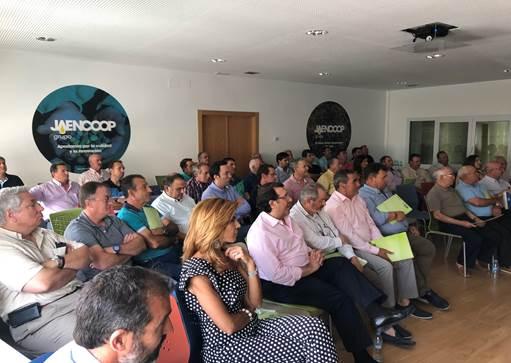El Grupo Jaencoop presenta un escenario de progreso en su Asamblea General con carácter Universal