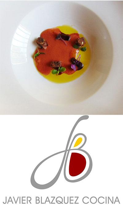 Gazpacho de frutas - Jaencoop