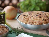Pan con aceites de oliva Jaencoop